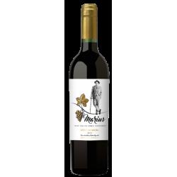 Raudonasis Chateau Rousselle vynas MARIUS mano senelis vyndarys