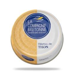 Rupusis tuno paštetas La Compagnie Bretonne