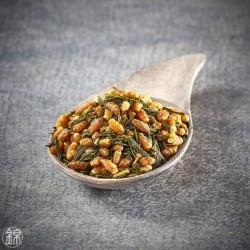Ekologiška japoniška arbata GENMAICHA bio