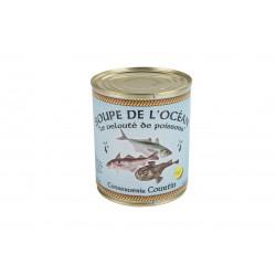 Bretanės žuvienė Soupe de poisson de l'Ocean (800 g)