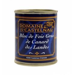Nesmulkintos ančių kepenėlės Bloc de foie gras (100 g)