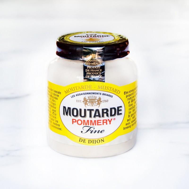 Garstyčios Moutarde de Dijon Pommery (100 g)