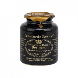 Pommery Garstyčios Royale su konjaku, 100 g