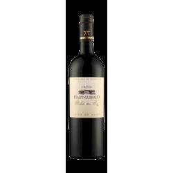 Raudonasis rūšinis Bordo vynas  CHATEAU HAUT-GUIRAUD  Péché du Roy  2017 (13,5 %, 0,75 l)
