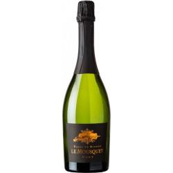 Putojantis vynas  Blanc de Blanc  LE MOUSQUET (11,5 % alk. tūrio, 0,75 l)