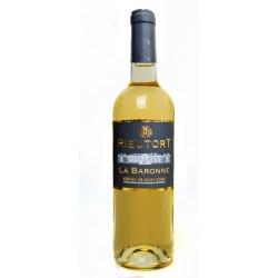 Rieutort baltasis Petit Manseng 2017 La Baronne (11,5 % alk. tūrio, 0,75 l)