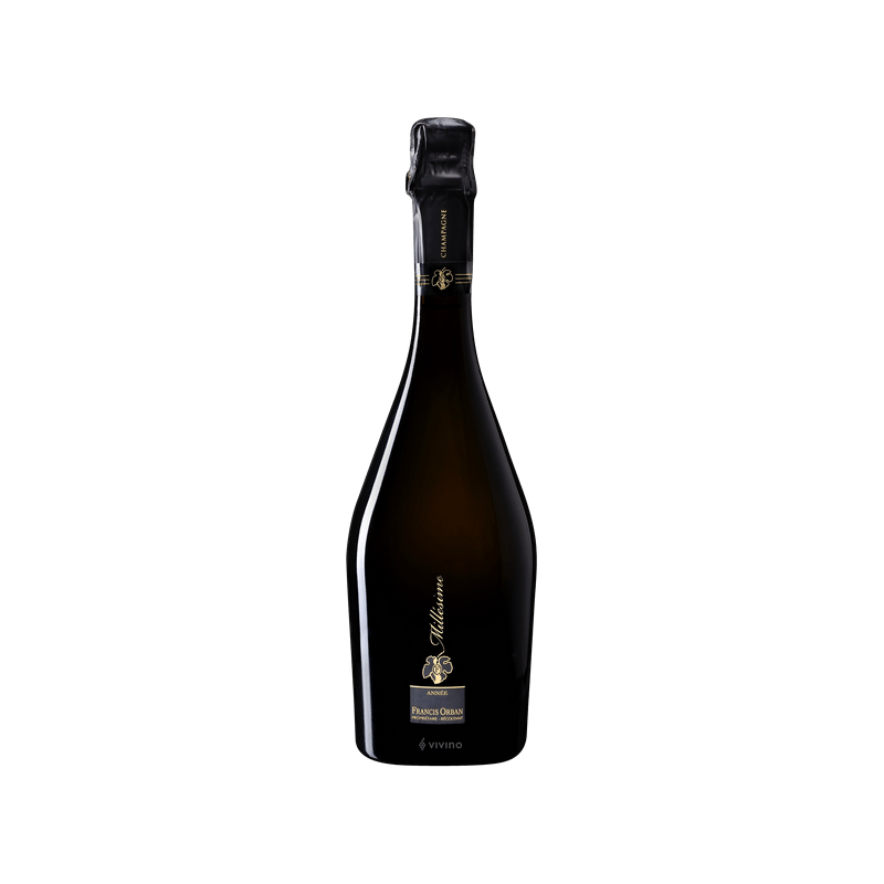 Champagne  Francis ORBAN MILLESIME 2015
