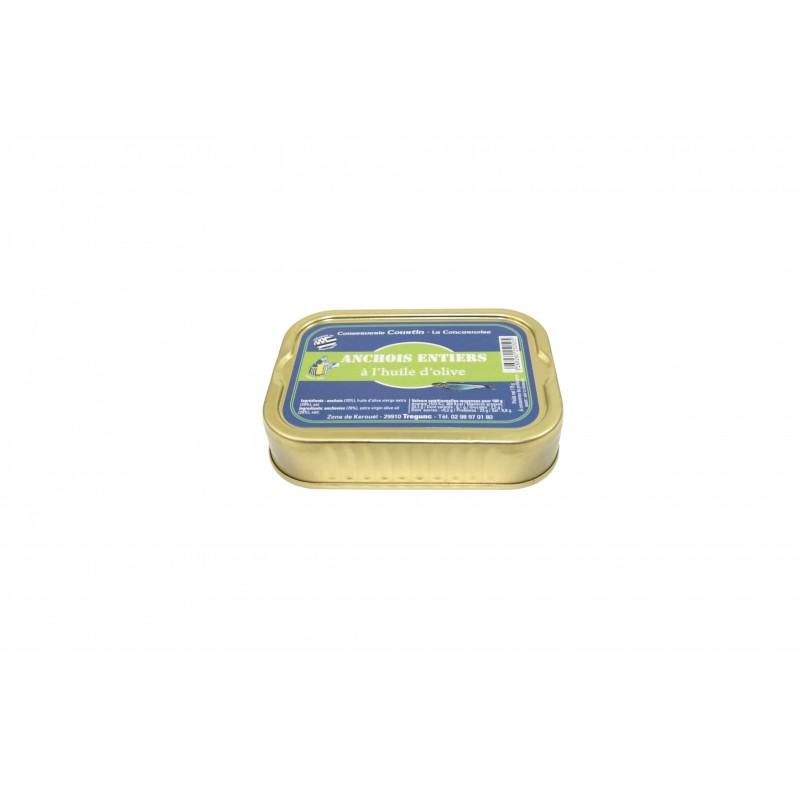 Ančiuviai alyvuogių aliejuje (115 g)