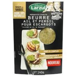 Larzul sviesto padažas sraigėms su česnaku ir petražolėmis (140 g)