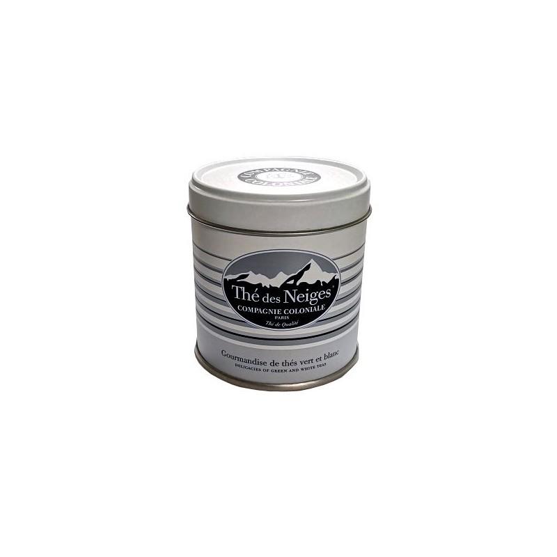 Sniego arbata Thé de neiges prabangioje dėžutėje (25 g)