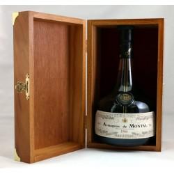 Armanjako namų Armagnac de Montal Armanjakas su metų nuoroda 1981 (40 % alk. tūrio, 0,7 l)