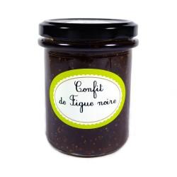 Juodųjų figų konfi Figue noire (115 g)