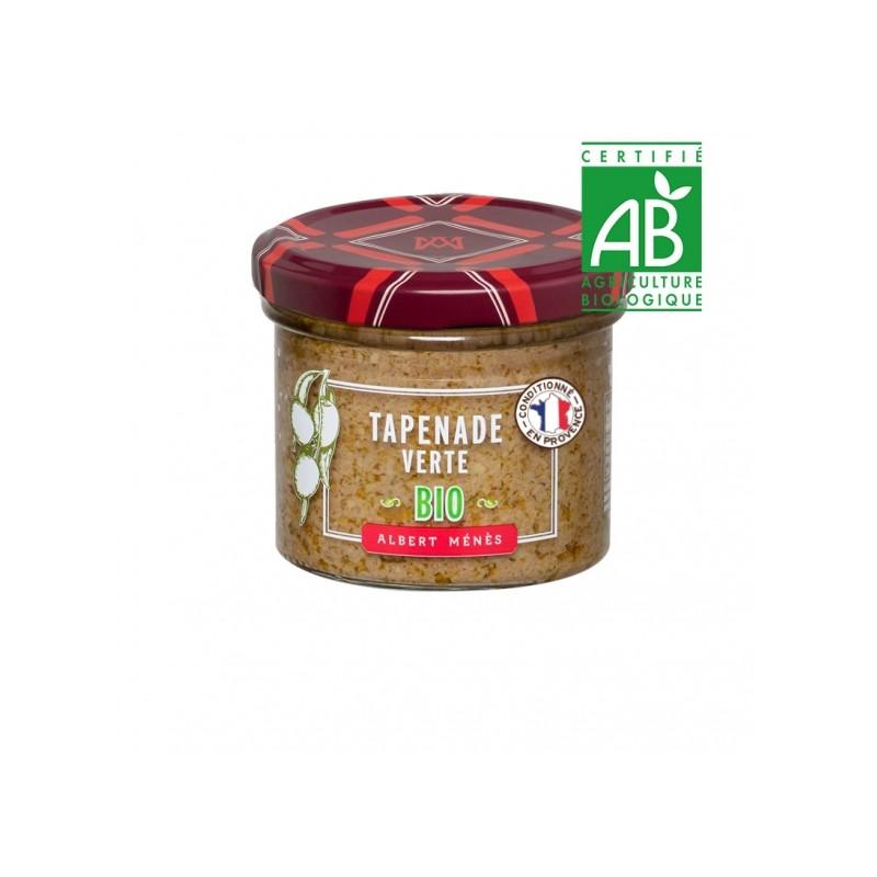 Žaliųjų alyvuogių tapenda (90 g)
