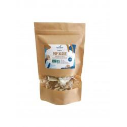 Pūsti jūros dumblių ir skrudintų grikių traškučiai, 40 g