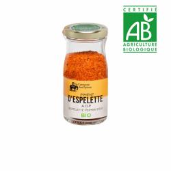 Ekologiškas pipiras Espelette (A.O.P.) 40 g