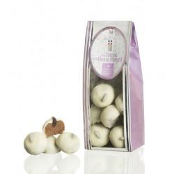 Karalienės Margo speneliai - pieniško šokolado ir pralinė saldainiai (135 g)