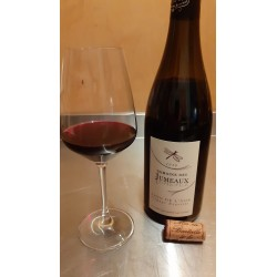 Ekologiškas raudonasis Domaine des Jumeaux vynas LE SANG DE L'YON 2018