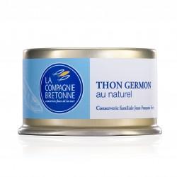 Baltasis tunas Germon savo sultyse