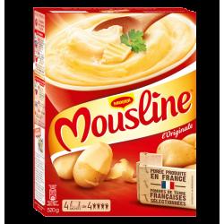 Mousline bulvių košė (520 g)