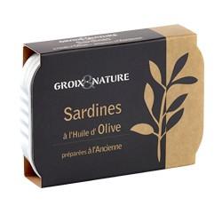 Sardinės alyvuogių aliejuje