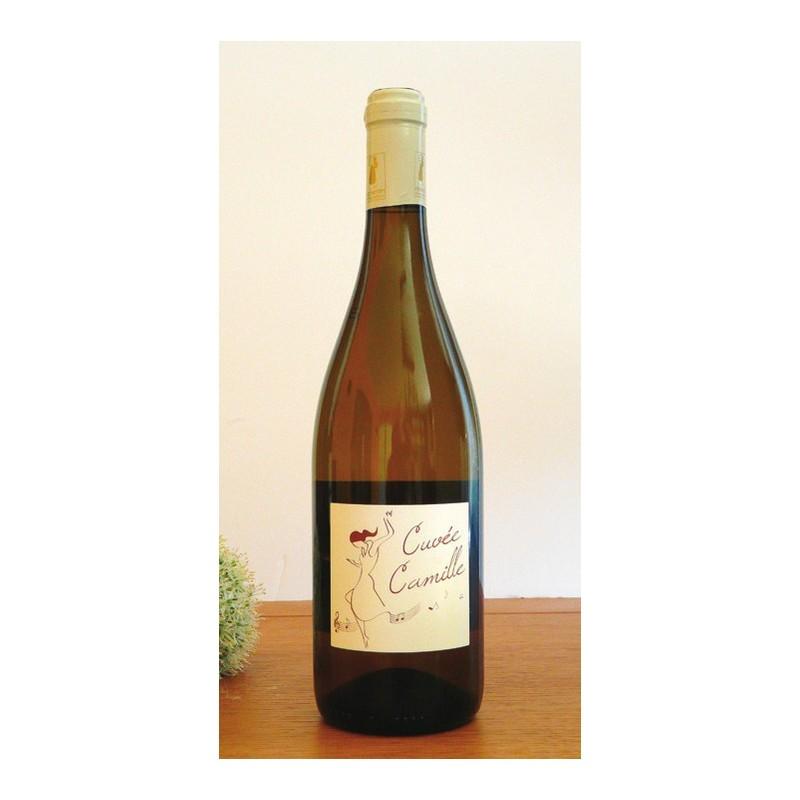 Baltasis Muscadet Sèvre Et Maine vynas Cuvée Camille 2016 (12 %) (0,75 l)