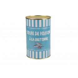 Žuvienė pagal bretonišką receptą