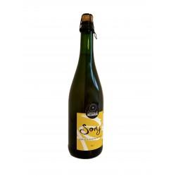Saldžiarūgštis Rozavern sidras Sonj (4,5%) (0,75 l)