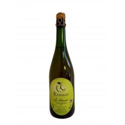Sausas Kermao sidras Le Kermao brut (5 %) (0,75 l)