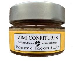 """Obuolių pyrago """"Tatin"""" skonio uogienė MIMI CONFITURE"""