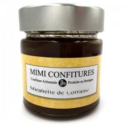 Geltonųjų Lotaringijos slyvučių uogienė MIMI CONFITURE