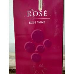 Rožinis vynas Maison Albert...