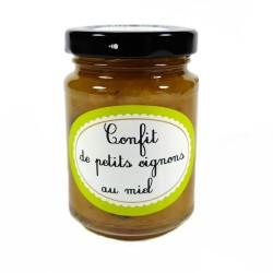 Svogūnų meduje konfi