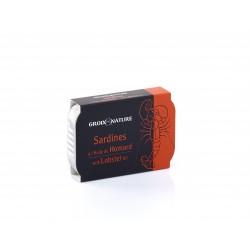Sardinės omarų skonio aliejuje