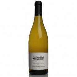 Baltasis Burgundijos vynas   Cuvée Claude Seigneuret iš Domaine de la Sarazinière