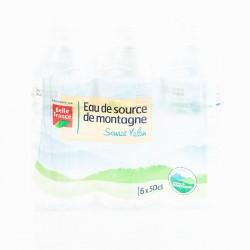 Kalnų šaltinio vanduo Montagne (0,5 l)