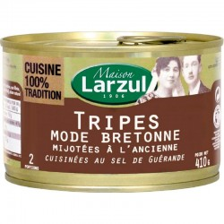 Žarnokai Larzul pagal bretonišką receptą