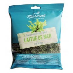 Jūros salotų Laitue de mer...
