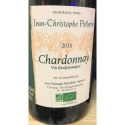 Ekologiškas biodinaminis baltasis sausas vynas Chardonnay
