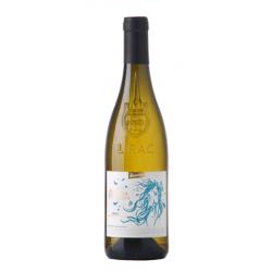 Ekologiškas biodinaminis baltasis sausas vynas  HORSE FLOWERS LIRAC