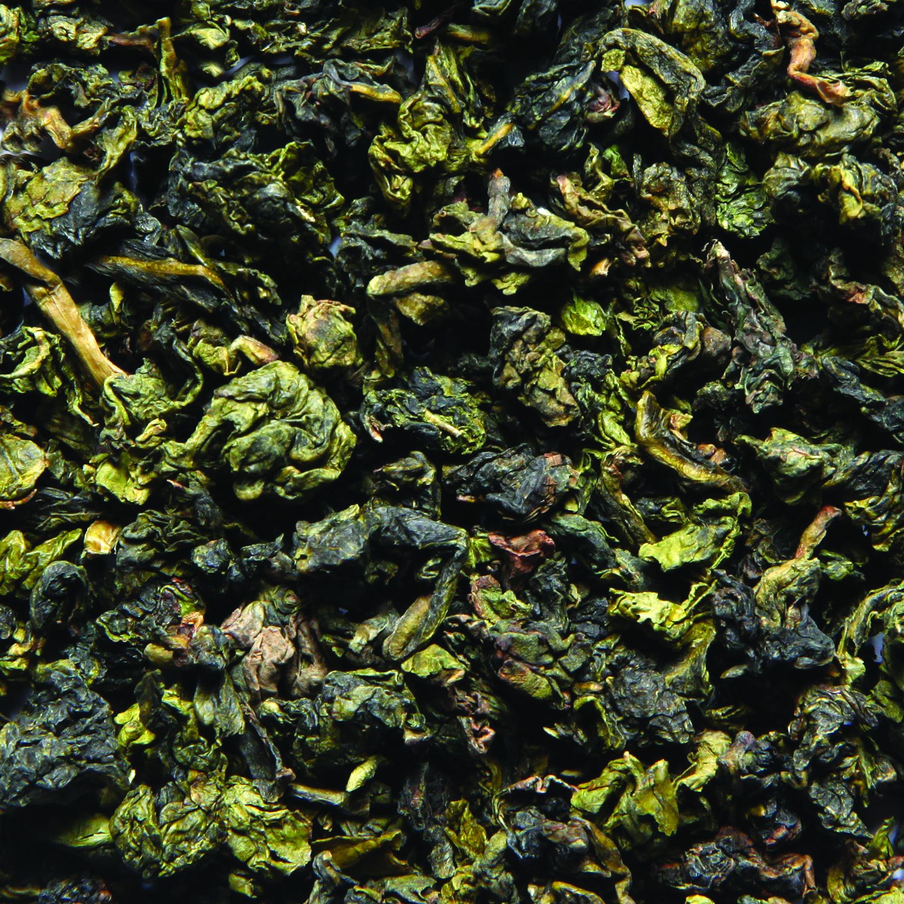 Compagnie coloniale žalioji arbata ulongas oulong