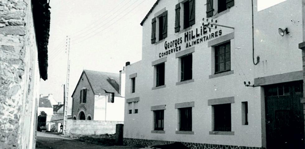 Belle Iloise konservų fabrikas