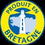 pagamintas bretanėje ekologiškas produktas